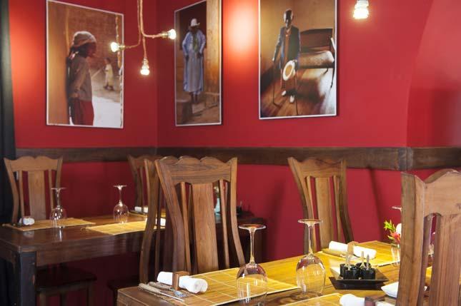 Restaurant La Table d'épicure Antananarivo