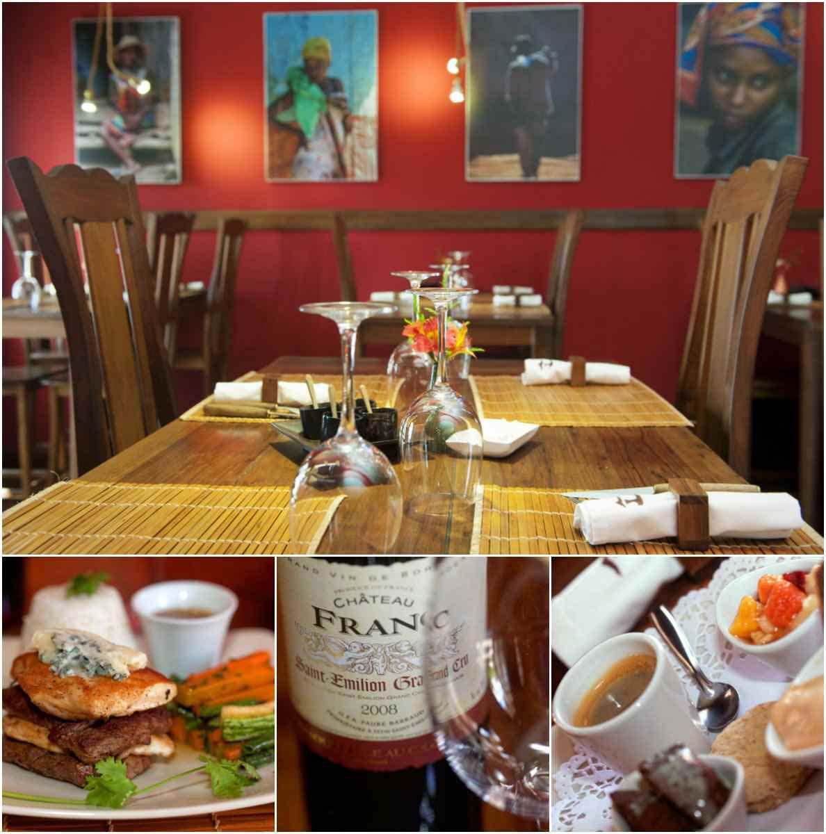 Restaurant Antananarivo : La Table d'Épicure