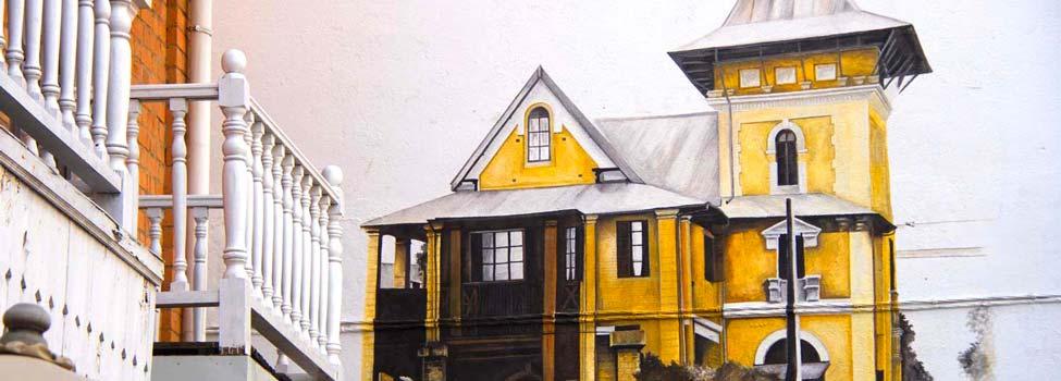 Hôtel à Tananarive : les 3 métis